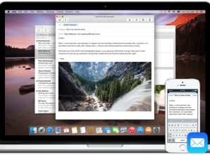 Apple announces OS X Yosemite