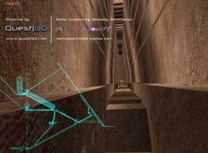 Great Pyramid Inside 3D Model
