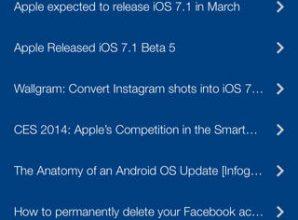 FreddyReyes.com (iPhone / iPad Application)